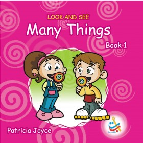 MANY THINGS BOOK 1- كرتون