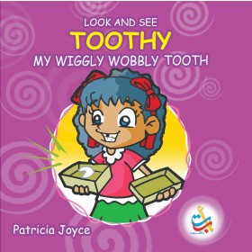 TOOTHY MY WIGGLY WOBBLY TOOTH- كرتون